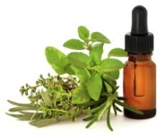organic essential oils & healing plants