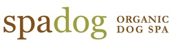 spa dog organic dog spa logo