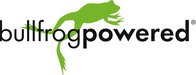 BullfrogPowered logo